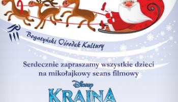 Mikołajki 2019 w kinie KADR