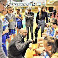 Citronex UKS Basket walczy o awans