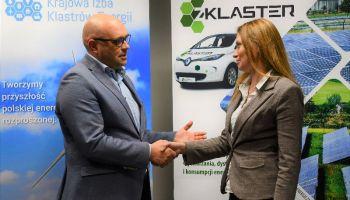 Nowy Prezes ZKlastra | fot. Smartgmina/Krajowa Izba Klastrów Energii