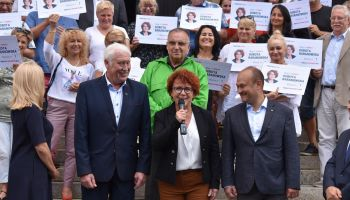 "Dorota Baranowska ""siódemką"" w wyborach do Sejmu"