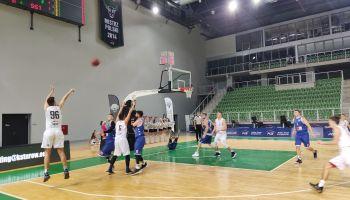Sobotni mecz z Basketem Legnica był do wygrania... Zabrakło niewiele