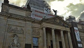Renovierung des Städtischen Kulturhauses in Zgorzelec