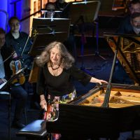 Martha Argerich i Mischa Maisky w Synagodze w Görlitz. Koncert będzie transmitowany w Internecie