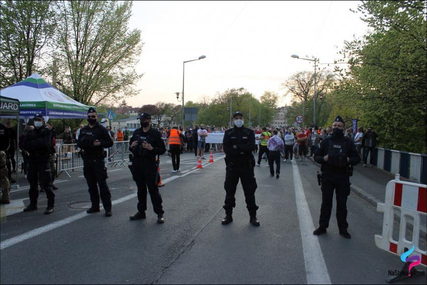 Protesty na polsko-niemieckiej granicy. Pracownicy transgraniczni domagają się otwarcia granic - zdjęcie nr 30