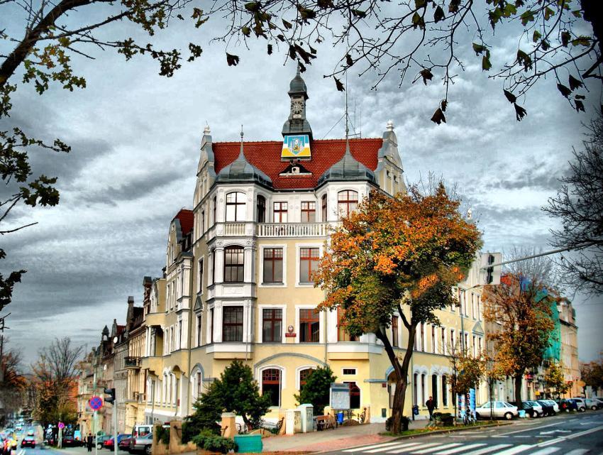 Urząd Miasta Zgorzelec, ul. Domańskiego 7