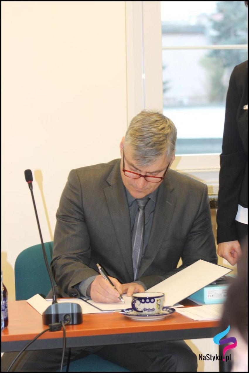 Pierwsza sesja Rady Powiatu Zgorzeleckiego - zdjęcie nr 4