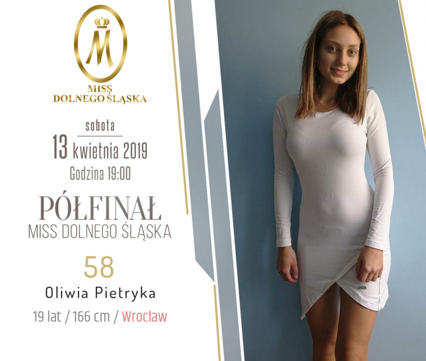 Pietryka Oliwia