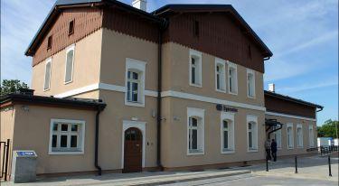 Oficjalne otwarcie dworca kolejowego Zgorzelec Ujazd