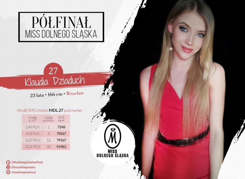 Znamy półfinalistki Miss i Miss Nastolatek Dolnego Śląska 2020! - zdjęcie nr 20