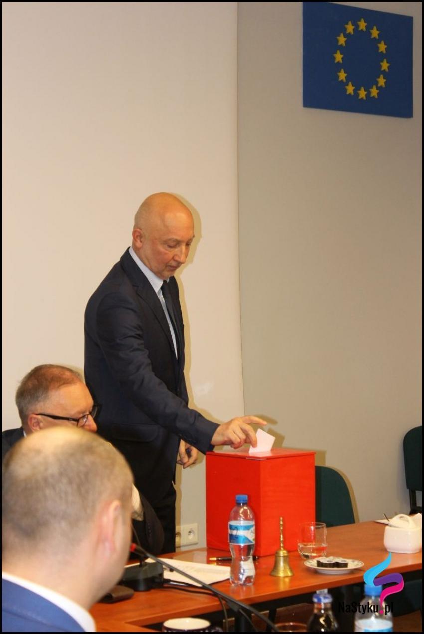 Pierwsza sesja Rady Powiatu Zgorzeleckiego - zdjęcie nr 17