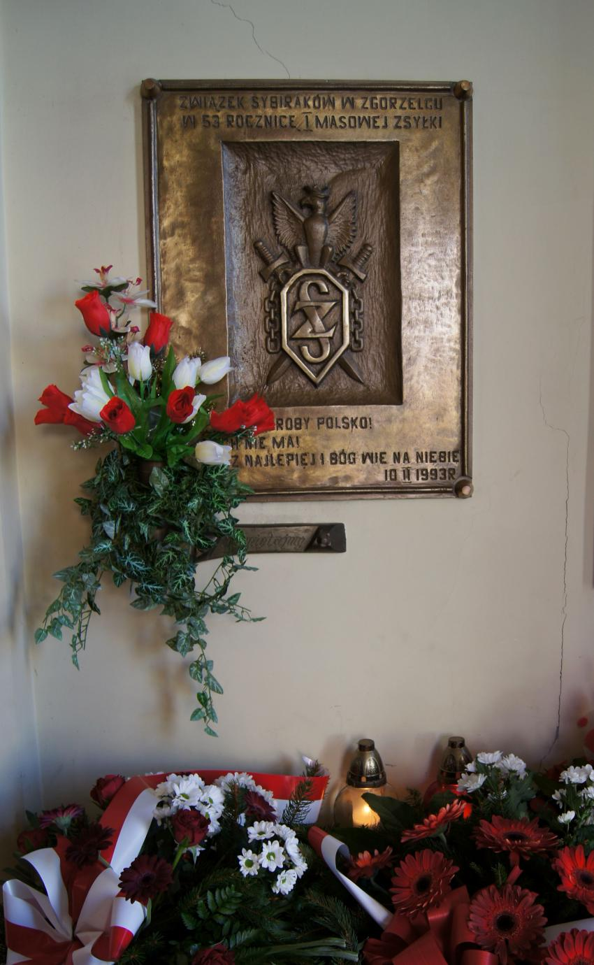 Organizatorem obchodów jest Związek Sybiraków w Zgorzelcu.