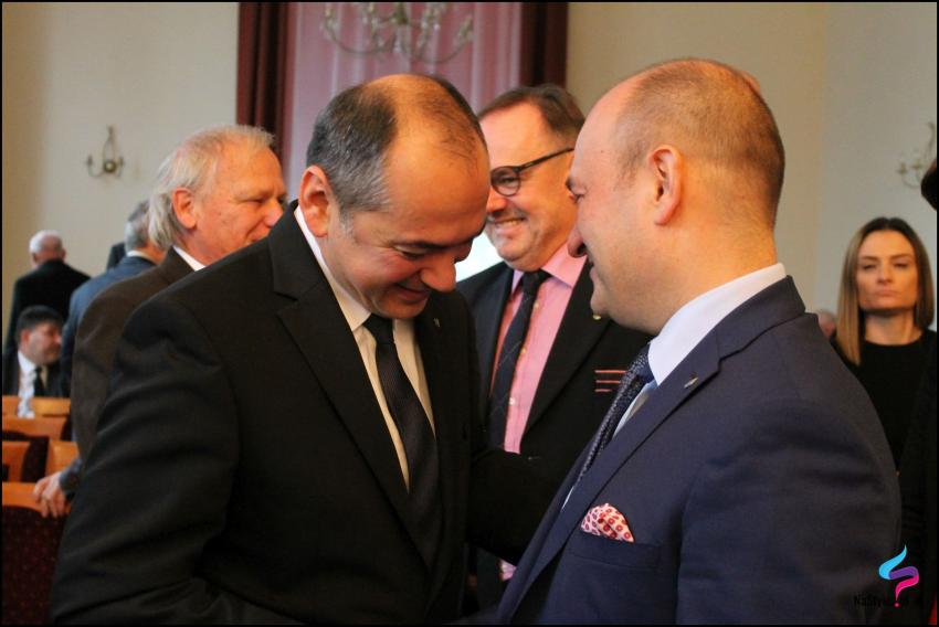 Inauguracyjna sesja Rady Miasta Zgorzelec - zdjęcie nr 35