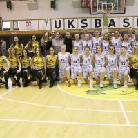 Koszykarki Citronex UKS Basket Zgorzelec awansowały do turnieju finałowego!