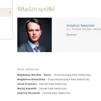 Sławomir Z. nie jest już prezesem PGE Energia Odnawialna?