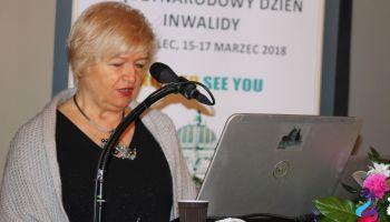 Zofia Barczyk, dyrektor WS-SP ZOZ w Zgorzelcu