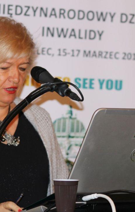 Zofia Barczyk przywrócona na stanowisko dyrektora szpitala