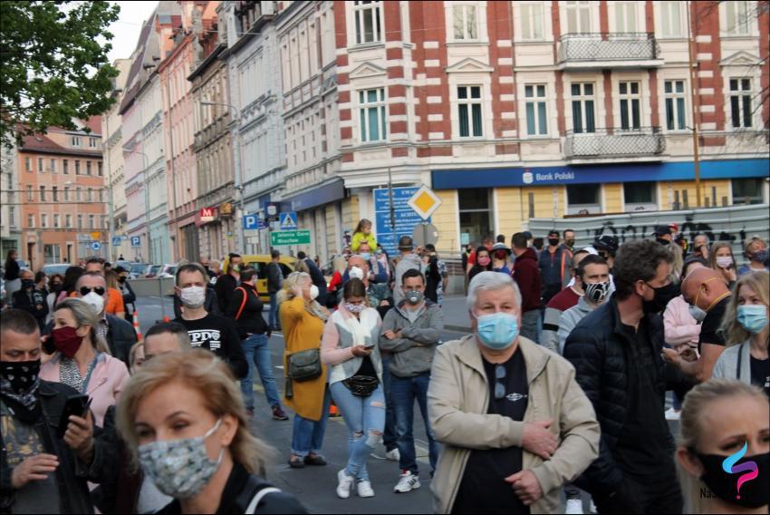 Protesty na polsko-niemieckiej granicy. Pracownicy transgraniczni domagają się otwarcia granic - zdjęcie nr 28