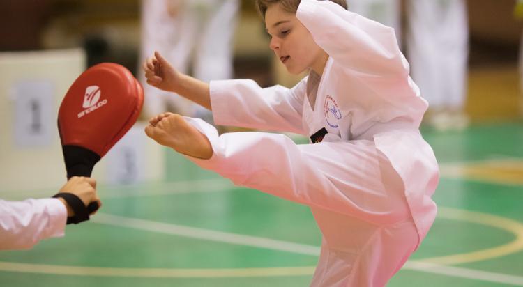 Gwiazdkowy turniej taekwondo - zdjęcie nr 21