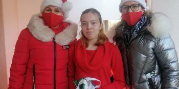 Mikołaj odwiedził gminne miejscowości - zdjęcie nr 1