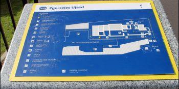Oficjalne otwarcie dworca kolejowego Zgorzelec Ujazd - zdjęcie nr 1