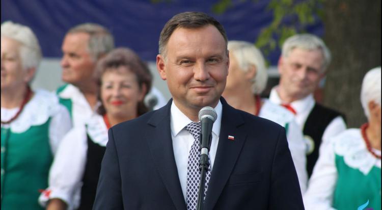 Wizyta Prezydenta Andrzeja Dudy w Zgorzelcu - zdjęcie nr 27