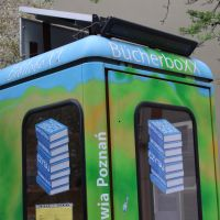 W Zgorzelcu stanie BiblioboXX, czyli minibiblioteka w budce telefonicznej
