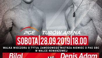 """Gala boksu """"Boks w Zgorzelcu #2"""""""