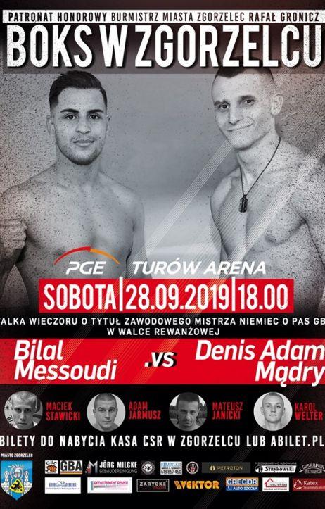 Gala boksu zawodowego w Zgorzelcu. Bilety są już w sprzedaży!