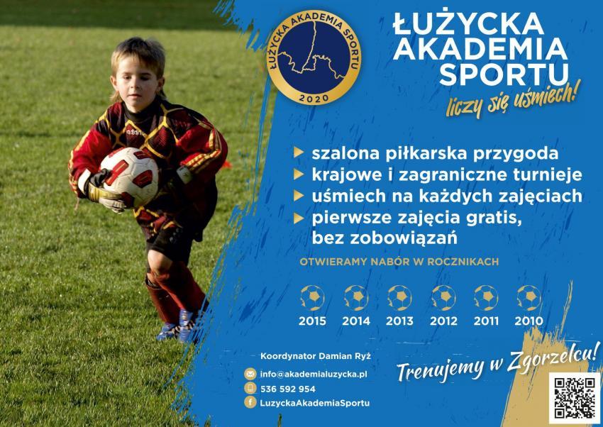 Łużycka Akademia Sportu