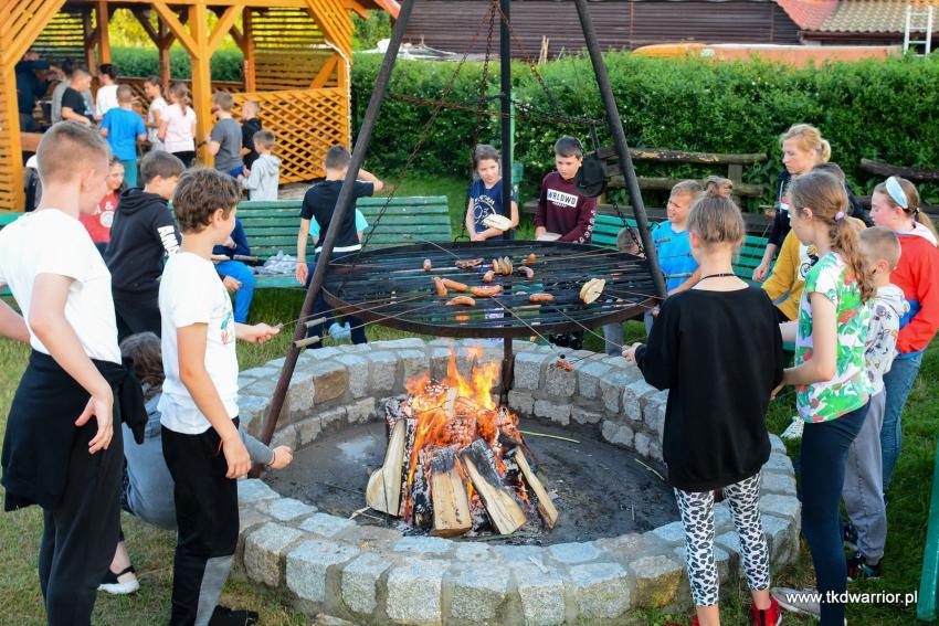 Obóz letni zgorzeleckich taekwondzistów - zdjęcie nr 49