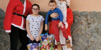 Mikołaj odwiedził gminne miejscowości - zdjęcie nr 16