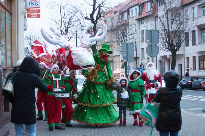 Mikołaj w Zgorzelcu - zdjęcie nr 14