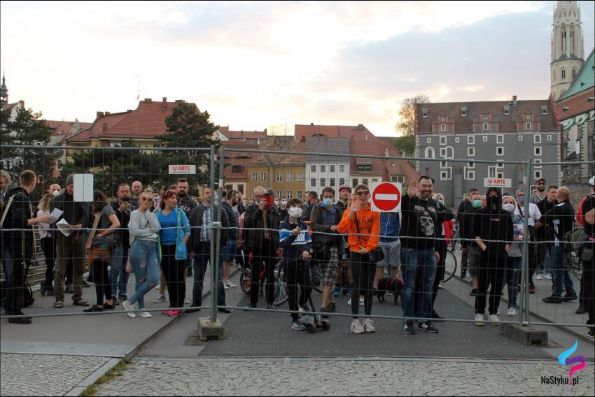 Protesty na polsko-niemieckiej granicy. Pracownicy transgraniczni domagają się otwarcia granic - zdjęcie nr 38
