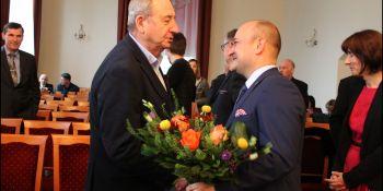 Inauguracyjna sesja Rady Miasta Zgorzelec - zdjęcie nr 38