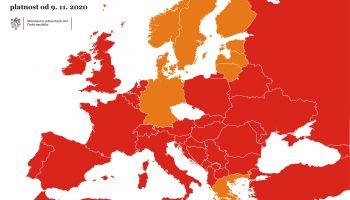 Od 9 listopada zmiana zasad wjazdu do Republiki Czeskiej