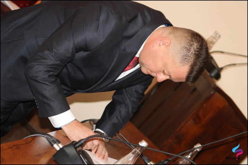 Inauguracyjna sesja Rady Miasta Zgorzelec - zdjęcie nr 21