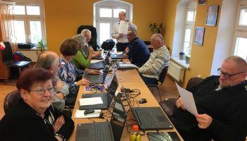 Zajęcia dla seniorów 65+ w Gminie Sulików / fot. Gmina Sulików