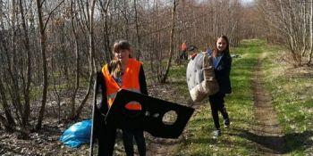 Trash Challenge dotarł do Miedzianej - zdjęcie nr 14