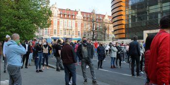 Protesty na polsko-niemieckiej granicy. Pracownicy transgraniczni domagają się otwarcia granic - zdjęcie nr 7
