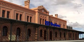 Tak będzie wyglądał dworzec kolejowy w Węglińcu po przebudowie. Zobacz wizualizację! - zdjęcie nr 3
