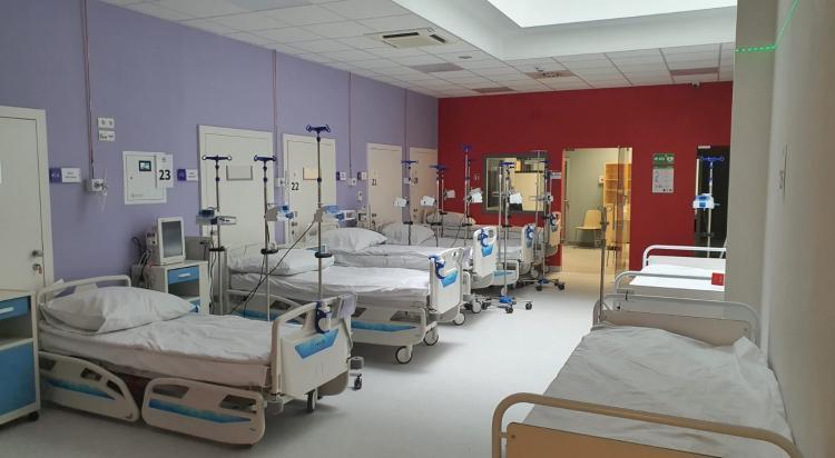 Tak wygląda oddział covidowy w zgorzeleckim szpitalu - zdjęcie nr 5