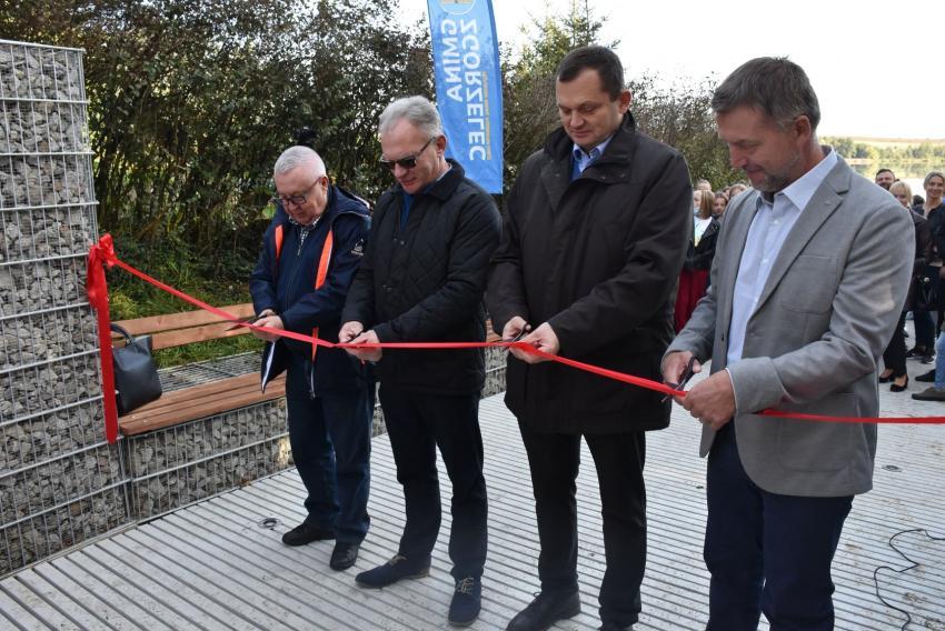 Piotr Machaj, Robert Łężny, Robert Starzyński, Miroslav Richter