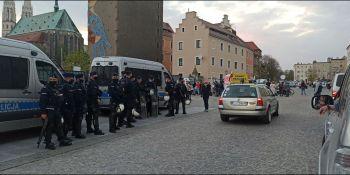Protesty na polsko-niemieckiej granicy. Pracownicy transgraniczni domagają się otwarcia granic - zdjęcie nr 2