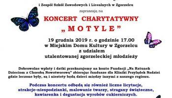 """Koncert charytatywny """"Motyle"""" Zgorzelec 2019"""