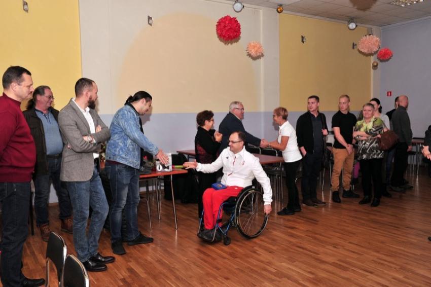 Oficjalne powitanie wicemistrza świata w Zawidowie! / fot. UM Zawidów