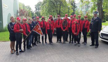 Młodzieżowa Drużyna Pożarnicza w Ruszowie / fot. OSP Ruszów