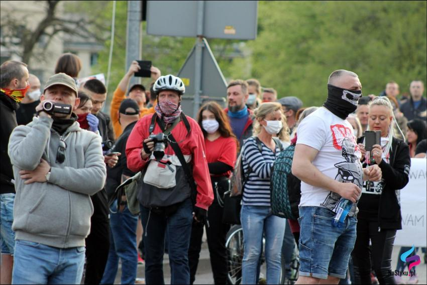 Protesty na polsko-niemieckiej granicy. Pracownicy transgraniczni domagają się otwarcia granic - zdjęcie nr 22