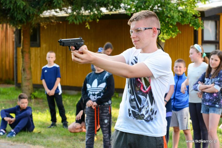Obóz letni zgorzeleckich taekwondzistów - zdjęcie nr 56