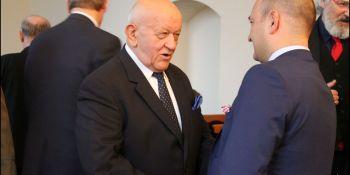 Inauguracyjna sesja Rady Miasta Zgorzelec - zdjęcie nr 44