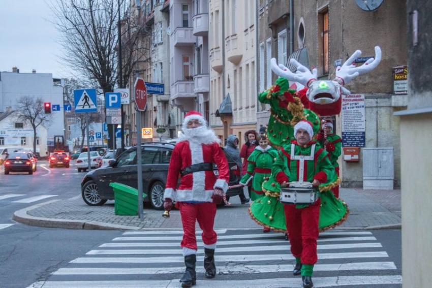 Mikołaj w Zgorzelcu - zdjęcie nr 15